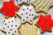 Gluten-Free Buttery Cut-Out Cookies with Royal Icing