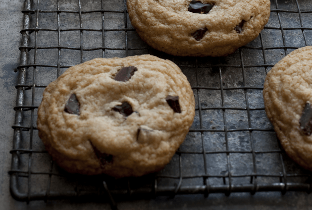 Cookbook Giveaway! Plus, my all-time fave gluten-free, dairy-free cookie recipe!