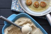 Dairy-Free Fried Banana Ice Cream