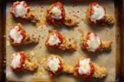 gluten-free chicken parm wings