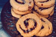 Cinnamon Roll Cookies - 323