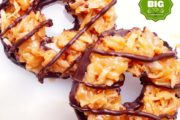 Love Girl Scout cookies? Take your pick from my DIY #glutenfree #recipes for Samoas, Tagalongs, Do-Si-Dos and Thin Mints!! Get my exclusive recipes today: Sign up for my newsletter at SilvanasKitchen.com!