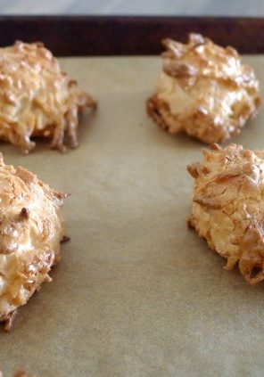 Gluten-Free, Dairy-Free Candied Coconut Cookies